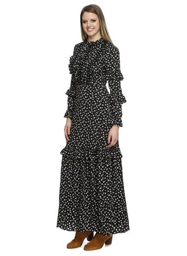 Glamorous Elbise Pembe